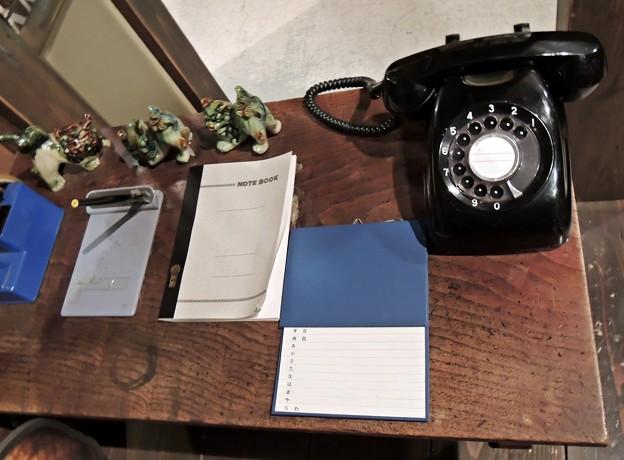 昭和の黒電話