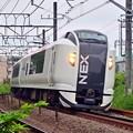 Photos: 早朝のN'EXP