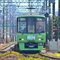 Photos: 緑の各停