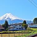 秋の富士回遊