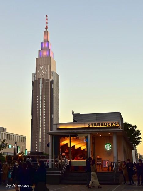 新宿摩天楼