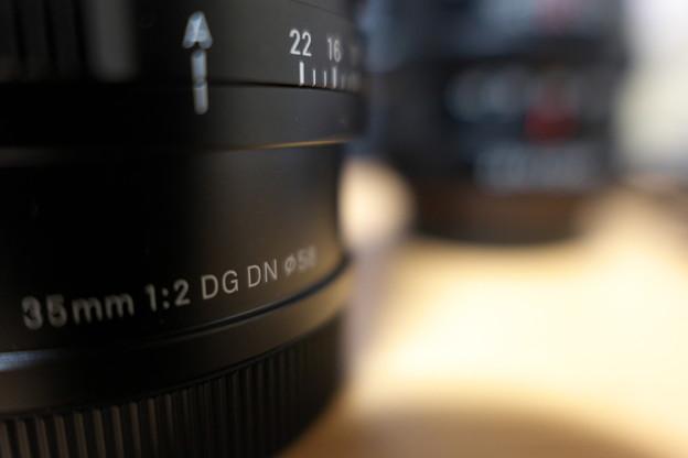 Photos: SIGMA 24mmF3.5試写