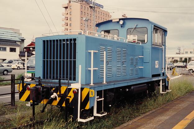柏崎の20トン移動機(1)