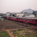 姫新線の普通列車(820レ)