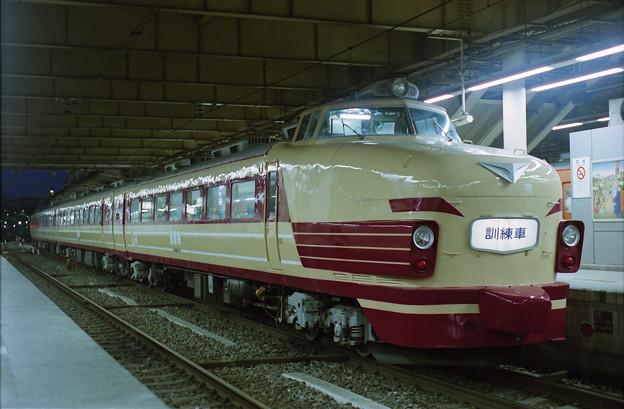 485系訓練車(勝田車両センター所属編成)