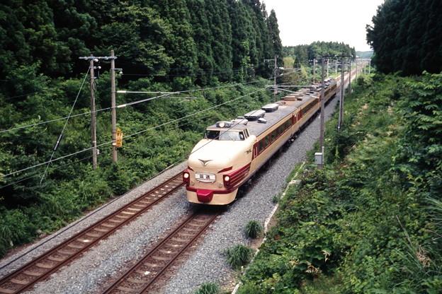 485系訓練車(青森運転所所属編成)