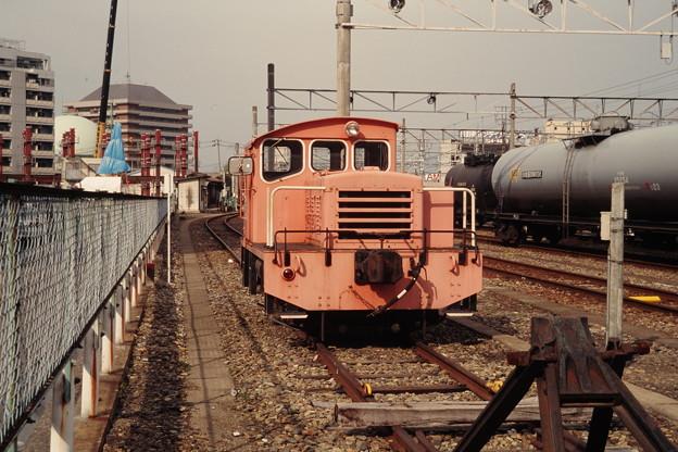長野駅の10トン移動機