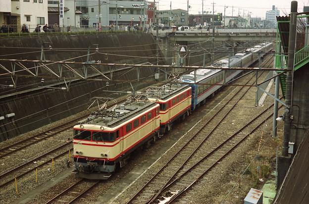 10000系回送列車