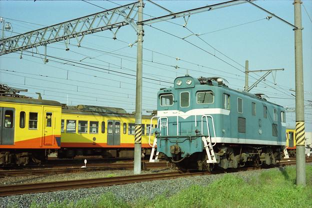 三岐鉄道デキ203