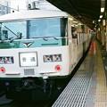 新橋駅を発車直前の521M