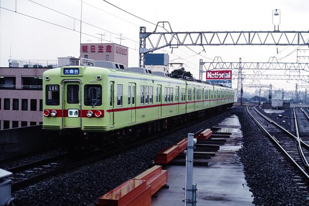 *京成電鉄の試験塗装車