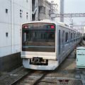 防音カバー試験車(小田急3000系3463他)