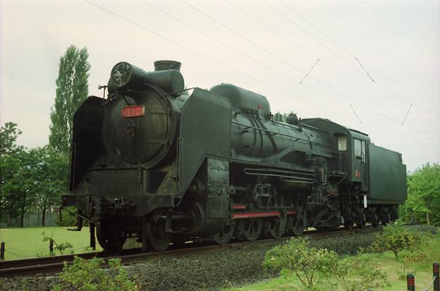 旧サハリンのD51-1