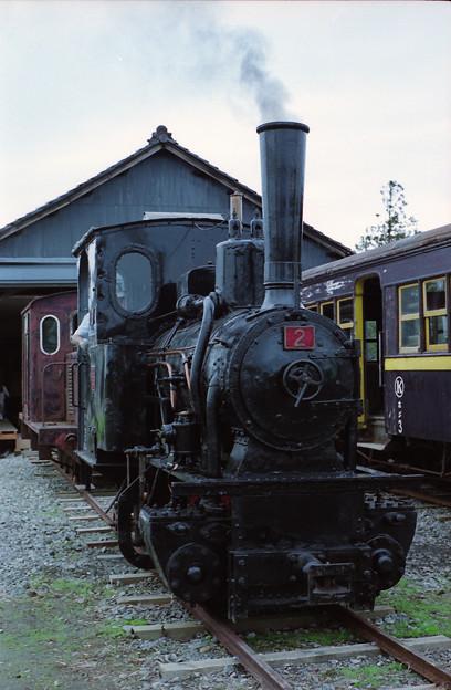 頸城鉄道2号機
