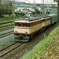 Photos: 新秋津-所沢の連絡線を行くE34+E33+20000系