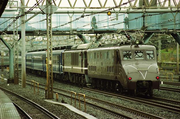 Photos: 「EF55 カバさん号」回送