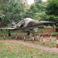 ベトナム戦争証跡博物館のノースロップF-5フリーダムファイター