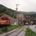 Photos: 【番外編】ディーゼル化された国見山石灰鉱業専用線