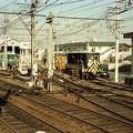 Photos: 京阪電鉄の電動貨車122号