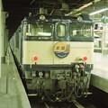 双頭連結器のEF64 1031「北陸」
