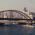Photos: 隅田川の朝