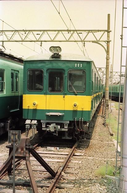 京阪電鉄111