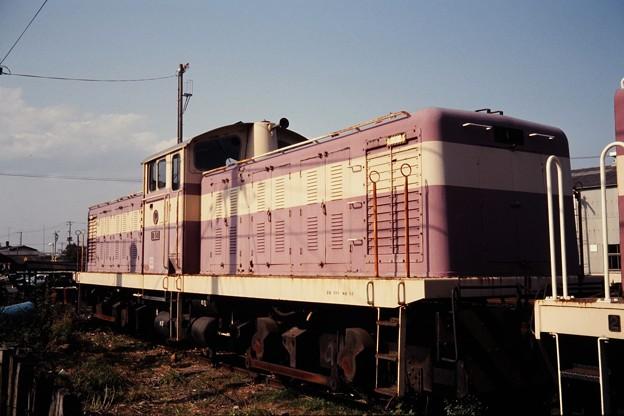 19911104福島臨海鉄道DD501下り方@小名浜