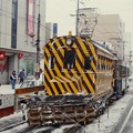 19880309函館市電ブルーム式除雪車@不明