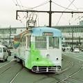 20010109岡山電軌3005@岡山駅前
