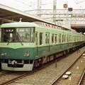 京阪電鉄のVVVFインバータ制御試作車7004F