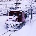 Photos: 050110ED333構内除雪転線@弘前