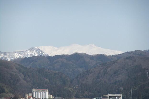 Photos: 白山連峰
