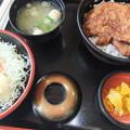 Photos: ヨーロッパ軒のかつ丼定食