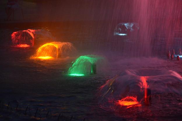 噴水(8)