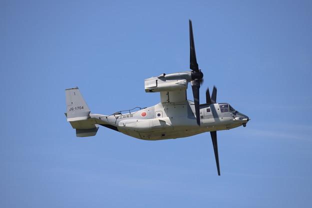 陸上自衛隊 V-22 オスプレイ