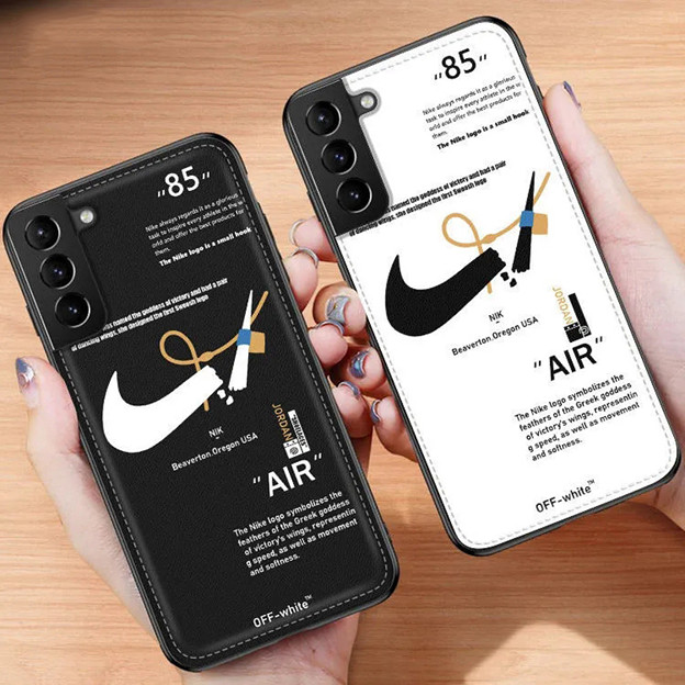 Galaxy S21 Plusケース ハイブランド ナイキ iPhone 12 Proカバー 芸能人愛用