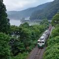 Photos: 早戸ヲ発ツ