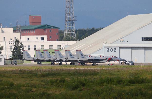 米軍訓練 F15