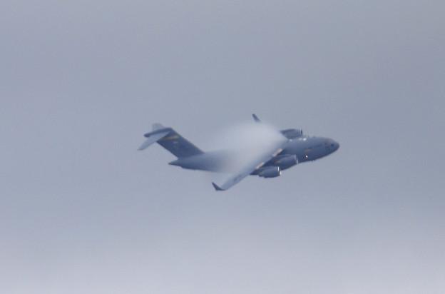 C17輸送機  ひねり-1