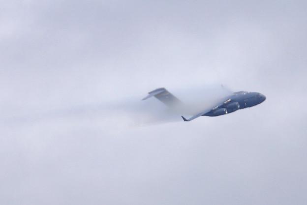 C17輸送機  ひねり-5