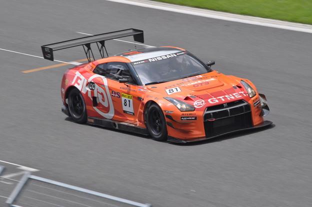 Photos: NISSAN GT-R GT3