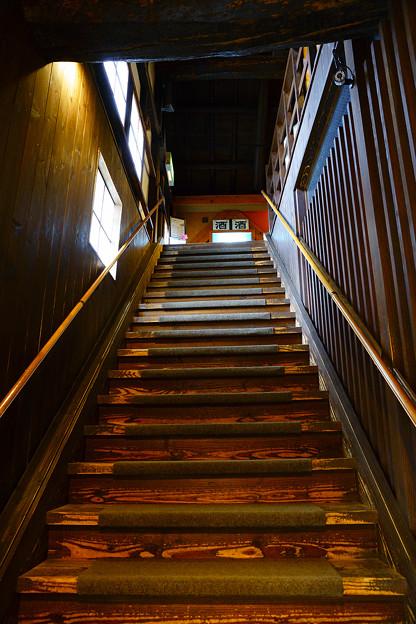 200年前の階段