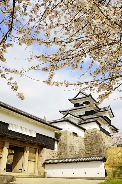 小峰城 三重櫓