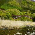 片品川に架かる橋