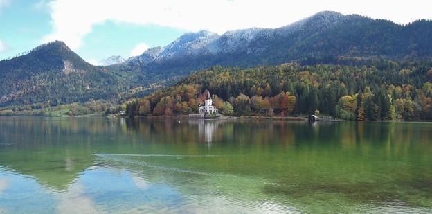 グルントル湖