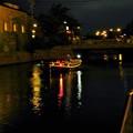 小樽運河にて.1