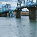 和歌山の水管橋落下事故