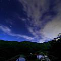 Photos: 2021年8月10日 奥大井レインボーブリッジ 夜景