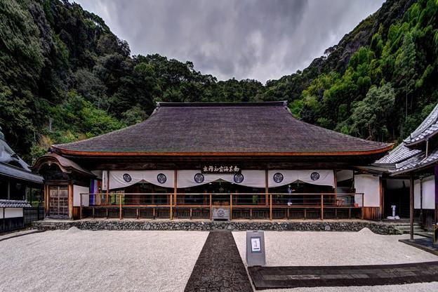 臨済寺本堂 (特別公開 2021年10月15日)