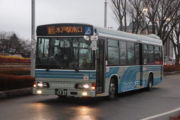 関東鉄道 9435MT 水戸200か1737